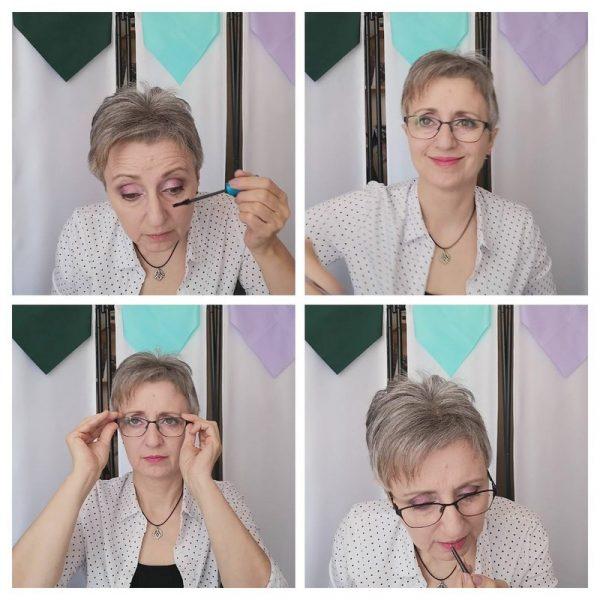 A sminkelés lépései